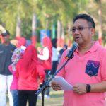 Jalan Sehat Perwosi Kabupaten Banjar