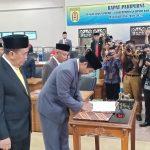 Pelantikan Pimpinan DPRD Banjarbaru