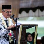 Bupati Banjar H Khalilulrahman Di Hari Guru Nasional