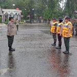 Walikota Banjarbaru Nadjmi Adhani Pimpin Apel Siaga Bencana