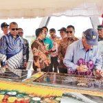 Menteri PUPR Resmikan Jembatan Dan Overpass Dari Dana CSR