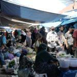 Meski PSBB Pasar Tradisional Tetap Buka