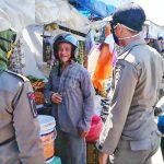 Kerja Humanis Satpol PP Banjar Ditengah PSBB