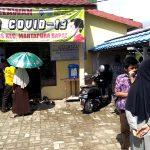 Warga Desa Tangkas Serbu Kantor Kepala Desa Minta BLT Covid-19