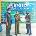 KAHMI Kalsel Bantu 600 APD Untuk Petugas Kesehatan di RSUD