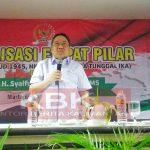 Syaifullah Tamliha : Polri dan TNI Harus Tingkatkan Kewaspadaan Menyusul Penyerangan Mapolsek Daha Selatan