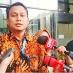Ali Fikri, Jubir KPK Tentang Pemanggilan Bupati HSU Abdul Wahid-01